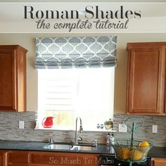 I want you to have success making your Roman shades, and I hope this comprehensive tutorial gives you the full instructions you need. M...