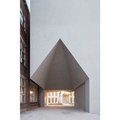 Via promenadearchitecture University of Architecture, Aires Mateus, Tournai, Belgium