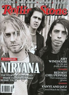 KURT COBAIN-SPIN MAGAZINE 2004~NIRVANA -Special Collector's Issue [Mint] sealed