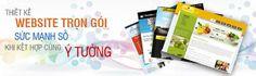 Để hỗ trợ khách hàng tìm đến thành công trong tương lai, Dịch vụ thiết kế web trọn gói của chúng tôi quyết tâm mang lại cho khách hàng một s...