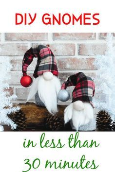 Diy Gnome - Crafty Little Gnome scandinavian tomte nisse swedish gnome - - Make a DIY Gnome in less than 30 minutes with this easy tutorial. Scandinavian gnomes are make with a pair of socks and inexpensive craft supplies. Christmas Gnome, Christmas Projects, Holiday Crafts, Christmas Ornaments, Scandinavian Christmas, Christmas Tables, Modern Christmas, Christmas Items, Christmas Wedding