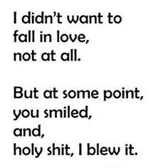 Your smile  #typewriter #textgram #smile #love #holyshit