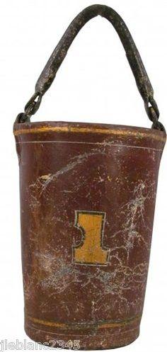 1860 fire bucket