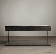 Gramercy Coffee Table | Restoration Hardware