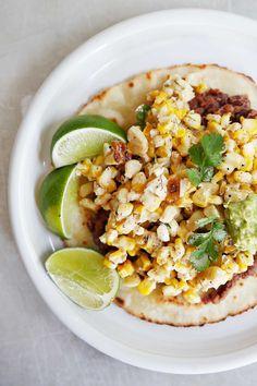 Lexi's Clean Kitchen | Mexican Street Corn Salad [VIDEO]