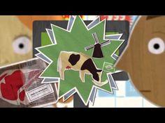 Volg je Maaltijd! Video Film, Logos, Logo, Legos
