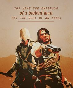 Assassin's Creed & Red Dead Redemption