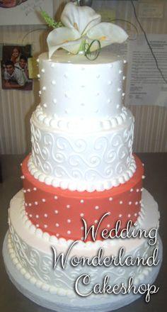 Wedding Wonderland Cake Gallery
