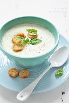 velouté de pâtisson | Flickr - Photo Sharing!