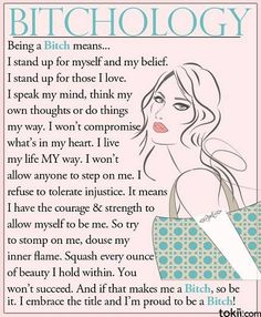 bitchology quotes quote girl pink bitch girly quotes women girly quote women quotes bitchology ( THIS IS MY BUTTERCUP) Motivacional Quotes, Great Quotes, Quotes To Live By, Funny Quotes, Inspirational Quotes, Bad Boss Quotes, Quote Girl, My Life My Way, New Energy
