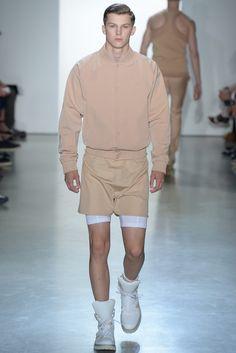 Calvin Klein Collection Men's RTW Spring 2015 - Slideshow