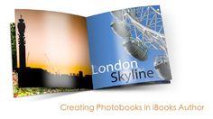 Creating Photobooks in iBooks Author by Elaine Giles, via Slideshare
