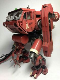 Very cool build by a talented modeller