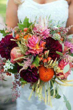 108 Fall Wedding Bouquets That Inspire Fall Bouquets, Fall Wedding Bouquets, Floral Bouquets, Floral Wedding, Wedding Flowers, Our Wedding, Dream Wedding, Wedding Ideas, Chic Wedding