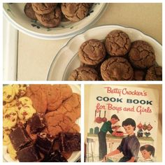 I found my first cookbook at the library and used it to make some of my favorite recipes from childhood! ❤❤