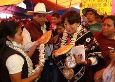 Exige Delfina Gómez todo el peso de la ley a los corruptos