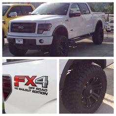 2013 Ford F150 FX4 6.2L No Bailout Edition  Pioneer Ford