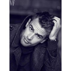 Photos ❤ liked on Polyvore featuring theo james, boys and divergent