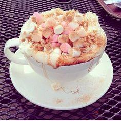 Hot chocolate ☕️