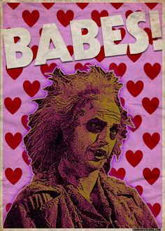 Ideas Funny Wallpapers Backgrounds Valentines Day For 2019 Arte Horror, Horror Art, Horror Movies, My Funny Valentine, Valentines, Funny Wallpapers, Beetlejuice, Movies Showing, Nightmare Before Christmas