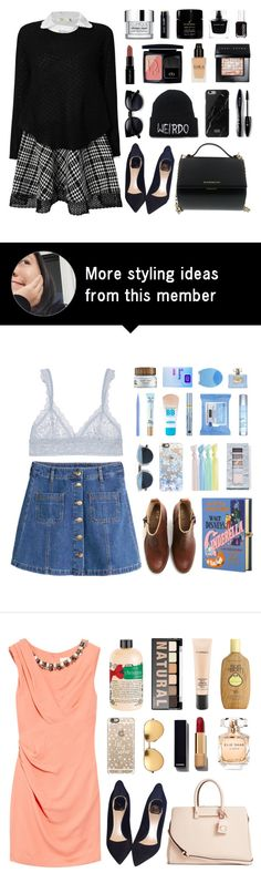 """""""vòng xoay"""" by bestraan on Polyvore featuring Christian Dior, Givenchy, Lancôme, Smashbox, Bobbi Brown Cosmetics, Clinique, Narciso Rodriguez, Essie, women's clothing and women's fashion"""