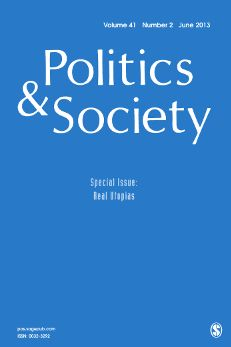 Was established in the late as an alternative critical voice in the social sciences and encourages critical analysis through the development of Marxis. Social Science, Journals, Encouragement, Politics, Cover, Journal Art, Social Studies, Journal, Writers Notebook