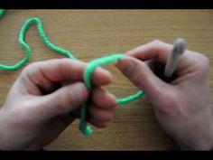 Amigurumi Tutorial - Opzet Magische Ring de gemakkelijke manier