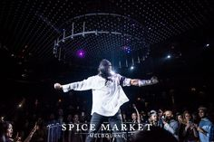 My special guest performance at Spice Market Melbourne.