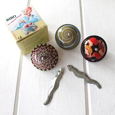 Mini Magic Spinning Top With Snakes£7.50
