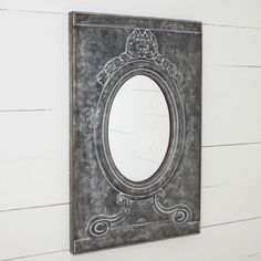 Vintage Inspired Arched Wall Mirror Learn how to decorate your bedroom and theme it around your personality. Etched Mirror, Diy Bedroom Decor, Home Decor, Budget Bedroom, Bedroom Ideas, Wall Decor, Antique Farmhouse, Farmhouse Lighting, Farmhouse Style Decorating
