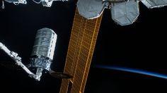 Rosyjska kosmiczna ciężarówka zawiozła zapasy na stację orbitalną http://dodawisko.pl/kosmos/