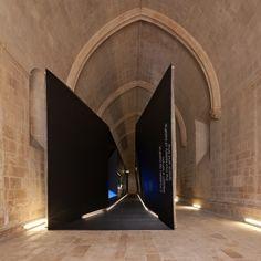 Menos é Mais > Interpretative Centre in Batalha Monastery-Adega Dos Frades