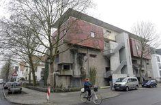 A reconstructed Second World War bunker in Bremen, Germany, Rainer Mielke