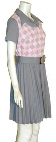 Mod Vintage Clothing 60s Dress #sixties #style #mod