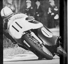Derek Mintner, Manx Norton, 1964