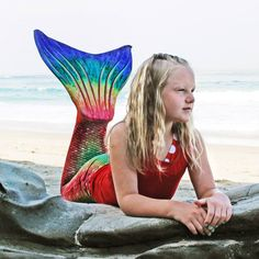 Enter to win a Sun Tail Mermaid Tail Bundle for swimming that includes a Tail and Monofin (ARV $105.95).  Winner gets to pick the size and color.  The giveaway ends December 10, 2016 and is open to any US/CAN resident who is 18 or older.