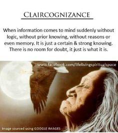 Claircognizance