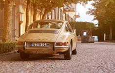 Original, Unrestored '68 Porsche 911 Just Wants to Run - Photography by Markus Haub