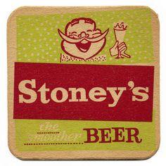Stoney's Beer. House Of Jones, Smithton, PA.