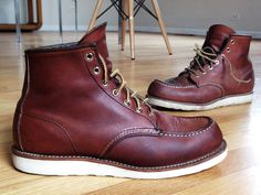 Red Wing 875's