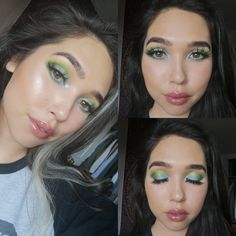 Resurrecting my NYX Ultimate Brights Palette - MakeupAddiction Nyx Brights Palette, Lydia Beetlejuice, Channel Makeup, Nyx Eyeshadow, How To Match Foundation, Fake Blood, Magic Eyes, Makeup Addict, Makeup Looks