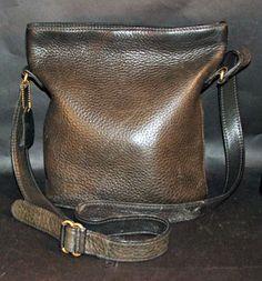 Retro Coach bag