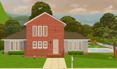 1,000 Followers Part 3 Your very own Muffin house! And it's CC-Free!! (All EPs & SPs) ♦ Download