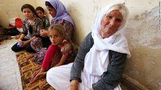 'A catastrophe': Yazidi survivor recalls horror of evading ISIS and death