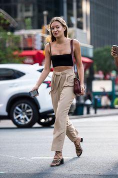 Streetstyle em Nova York (Foto: Getty Images)