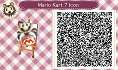 An amazing Mario Kart design! (remember I did not make this design)
