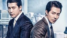 Stars of the movie The King, Jo In Sung and Jung Woo Sung, cover the 21st anniversary issue of Cine21! The King is about a man who becomes a prosecutor because of a difficult childhood, and his des…