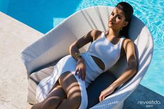 Nuestro nuevo editorial-entrevista, con Miss Republica Dominicana, Clarissa Molina.  www.revestida.com