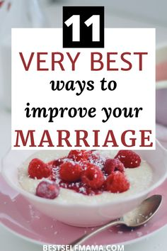 Looking for the very best ways to improve your marriage? These 11 tips and ideas are it. These simple and powerful ideas are sure to help you improve your marriage starting right now! #improveyourmarriage #marriagetips #marriageadvice #bestmarriageadvice #marriageishard #marriagegoals Marriage Is Hard, Best Marriage Advice, Healthy Marriage, Marriage Goals, Twin Flames, Strong Relationship, Married Life, Psychology, Improve Yourself