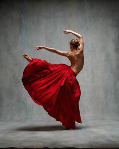 Ashley Ellis - Principal - Boston Ballet in Bella Figura choreographed by Jiří Kylián. Photo by NYC Dance Project (Ken Browar and Deborah Ory)